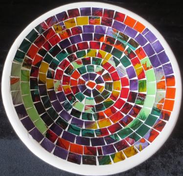 mozaiek schalen