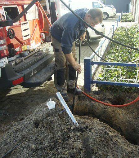 Onze riool ontstoppen in Eindhoven