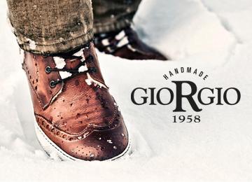 Giorgio een handgemaakte schoen